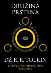Družina prstena - Dž.R.R.Tolkin - mek povez