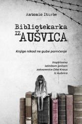 Bibliotekarka iz Aušvica - Antonio Iturbe