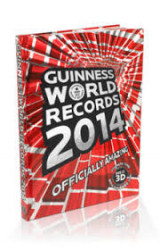 Ginisova knjiga rekorda 2014