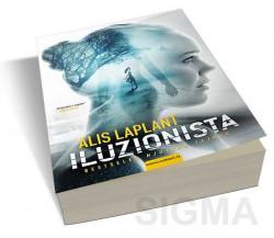 Iluzionista - Alis Laplant