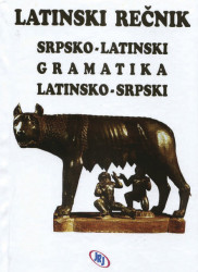 Latinsko - srpski i srpsko - latinski rečnik sa gramatikom