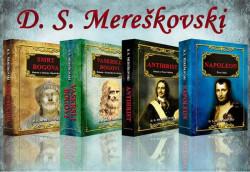 Mereškovski-komplet - D.S. Mereškovski