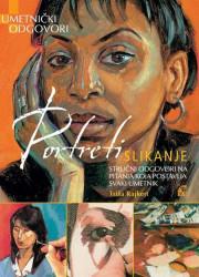 Portreti slikanje - Triša Rajkert