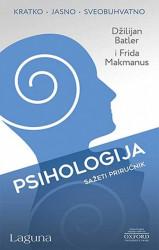 Psihologija - Frida Makmanus, Džilijan Batler