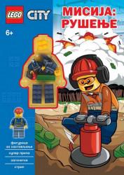 LEGO® City - Misija: Rušenje
