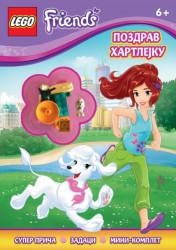 LEGO® Friends - Pozdrav Hartlejku - LEGO® knjige