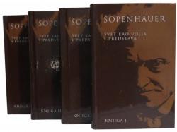 Svet kao volja i predstava I-IV - Artur Šopenhauer