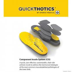 Spenco Quickthotics®, ortopedski podešavajući uložak