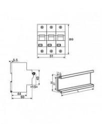 DZ47-63 C10 - Automatski Osigurač