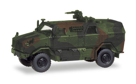 HERPA 1:87 - ATF DINGO WITH KMW 1530, DECORATED