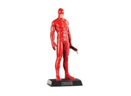 MAGAZINE MODELS 1:21 - DAREDEVIL CLASSIC MARVEL FIGURINE 'RESIN SERIES'