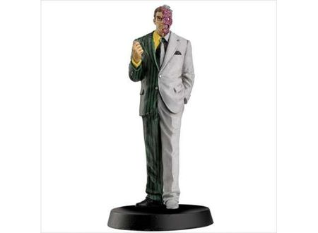 MAGAZINE MODELS 1:21 - TWO FACE DC SUPERHERO COLLECTION 'RESIN SERIES'