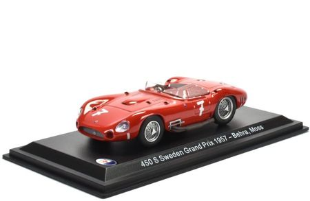 MAGAZINE MODELS 1:43 - MASERATI 450 S SWEDEN GRAND PRIX 1957 133