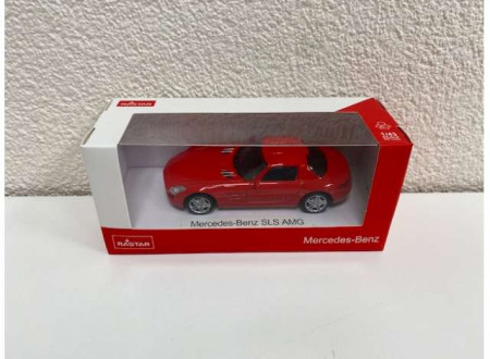 RASTAR 1:43 - MERCEDES BENZ SLS AMG, RED