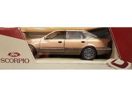 SCHABAK 1:24 - FORD SCORPIO, BROWN-GREY