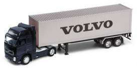 WELLY 1:32 - VOLVO FH12 GLOBETROTTER XL TRACTOR + TRAILER
