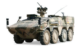 HERPA 1:87 - GTL Boxer Transport vehicle, decorated
