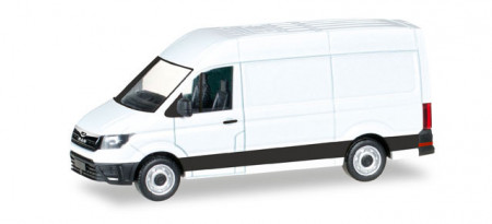 HERPA 1:87 - MAN TGE BOX TYPE WITH HIGH ROOF