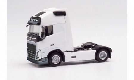 HERPA 1:87 - Volvo FH 16 Gl. XL 2020 basic-tractor, white