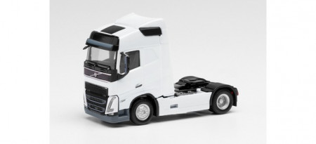 HERPA 1:87 - Volvo FH Gl. 2020 Basic tractor, white