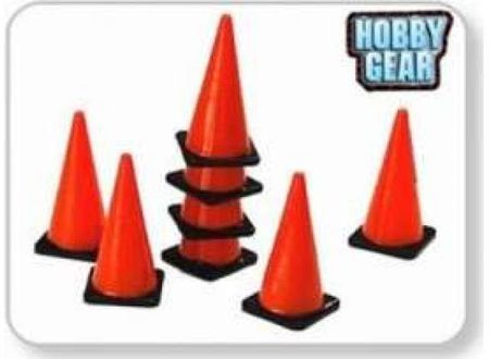 HOBBY GEAR 1:24 - SAFETY CONES