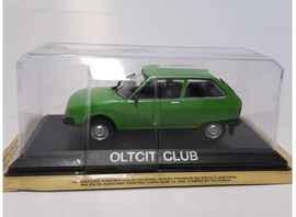 MAGAZINE MODELS 1:43 - OLTCIT CLUB (CITROEN AXEL) *LEGENDARY CARS* GREEN