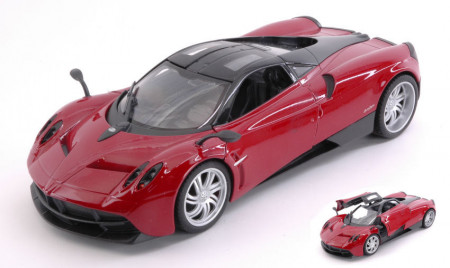 WELLY 1:24 - PAGANI HUAYRA 2017 RED
