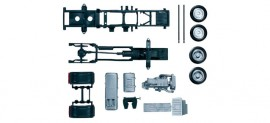 HERPA 1:87 - Mercedes-Benz Actros 2011 chassis for tractor Content: 2 pcs.