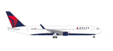 HERPA (WINGS) 1:500 - Delta Air Lines Boeing 767-300 (with winglets) – N178DZ