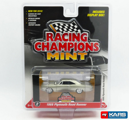 RACING CHAMPIONS 1:64 - RACING CHAMPION MINT COLLECTION MIX OF 6 - 1 BUCATA