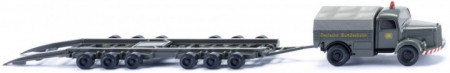 WIKING 1:87 - MERCEDES BENZ L 3500 DB STRASSENROLLER 'CULEMEYER', GREY