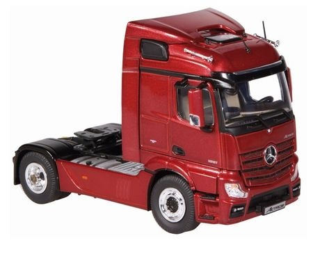 NZG 1:50 - Mercedes Actros FH23 4X2 - Red