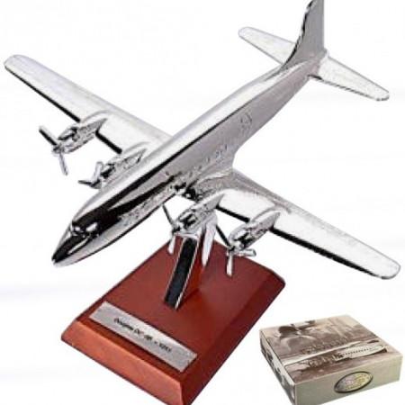 ATLAS 1:200 - DOUGLAS DC-6B 1951, CHROME