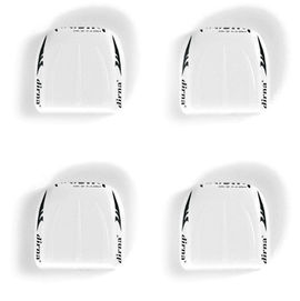 HERPA 1:87 - AIR CONDITIONING UNIT (4 PIECES WHITE)