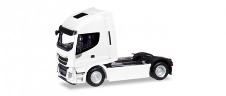 HERPA 1:87 - IVECO STRALIS HIGHWAY XP, WHITE