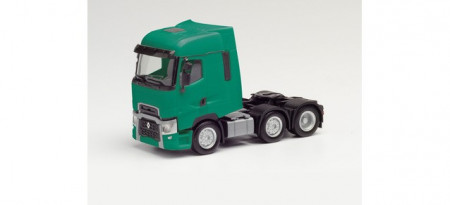 HERPA 1:87 - Renault T 6×2 tractor unit, mint green