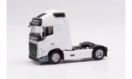 HERPA 1:87 - Volvo FH Gl. XL 2020 basic-tractor, white