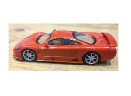 MAGAZINE MODELS 1:43 - SALEEN S7 2002, ORANGE