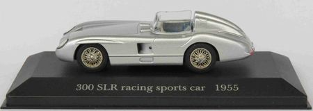 MERCEDES-BENZ Collection 1:43 - 300 SLR racing sports car (W 196 S) 1955
