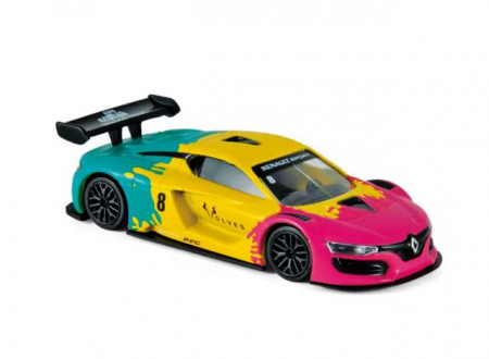"NOREV 1:64 - RENAULT R.S 01 2015 ""OREGON TEAM"" 1:64"