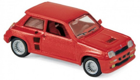 NOREV 1:87 - RENAULT 5 TURBO 1980, RED