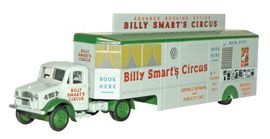 OXFORD 1:76 (00) - Bedford OX Booking Office Billy Smarts