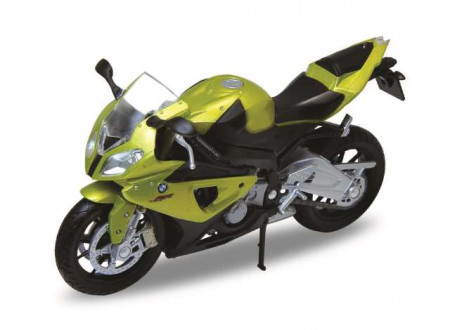 WELLY 1:18 - BMW S1000RR, GREEN