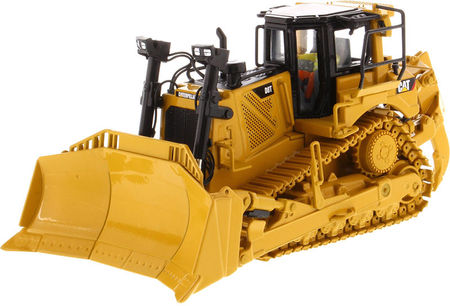 DIECAST MASTERS 1:50 - Cat® D8T Track-Type Tractor with 8U Blade