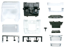 HERPA 1:87 - Driver´s cabin Scania R TL with side skirting Content: 2 pcs.