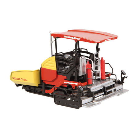 NZG 1:50 - Dynapac SD2500 CS Road Paver (WSL)