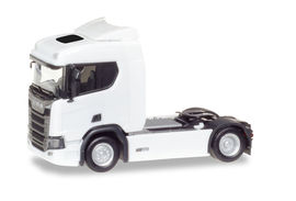 HERPA 1:87 - Scania CR 20 ND rigid tractor, white