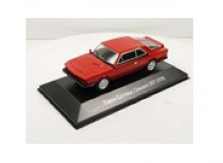 MAGAZINE MODELS 1:43 - IKA RENAULT TORINO 1978 LUTHERAL COMAHUE, RED