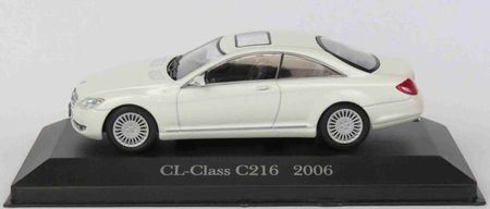 MERCEDES-BENZ Collection 1:43 - CL-Class C-216 2006