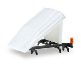 HERPA 1:87 - Accessory body for BF3, white (Content: 2 PCs)